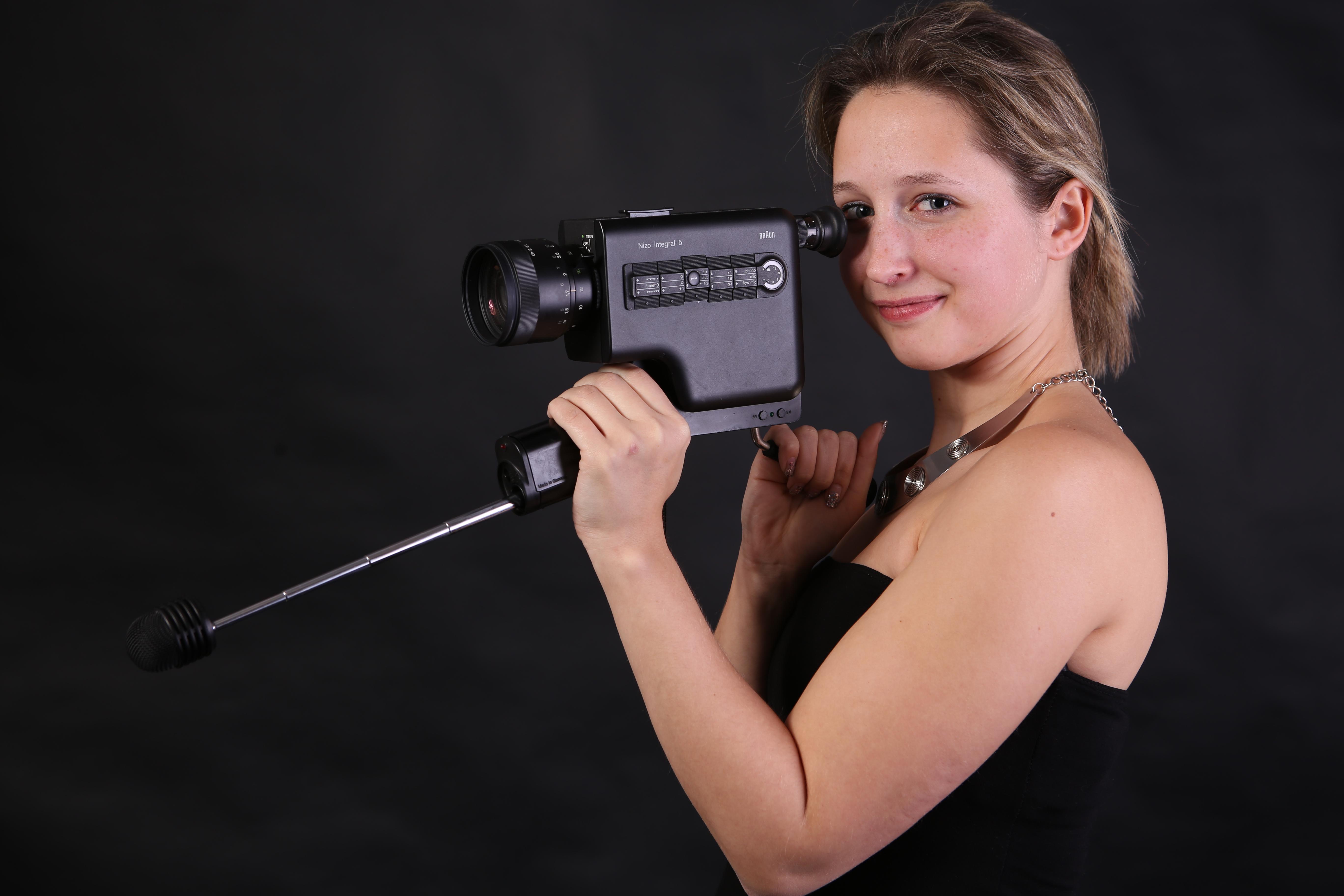 Kameramann/-frau gesucht